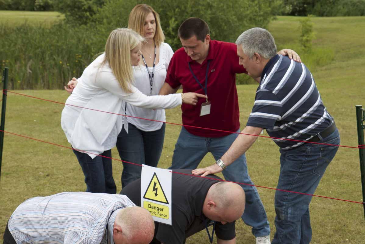 Team building problem solving exercises